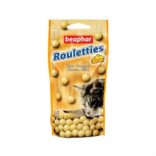 Friandises Beaphar Rouletties Fromage