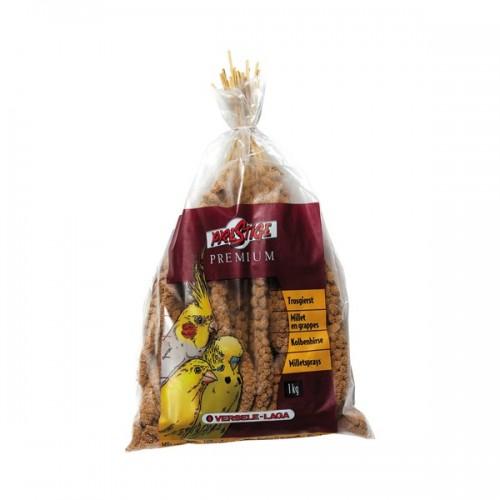Millets en grappe