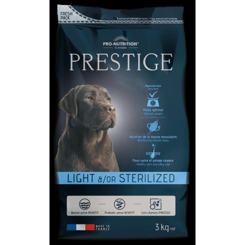 Prestige Light Stérilisé
