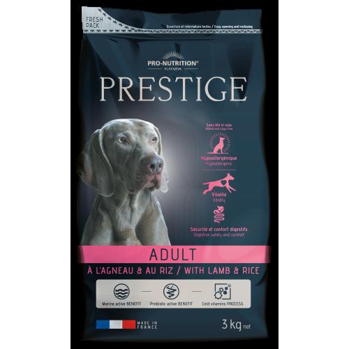 Prestige Adulte Sensible Agneau/Riz