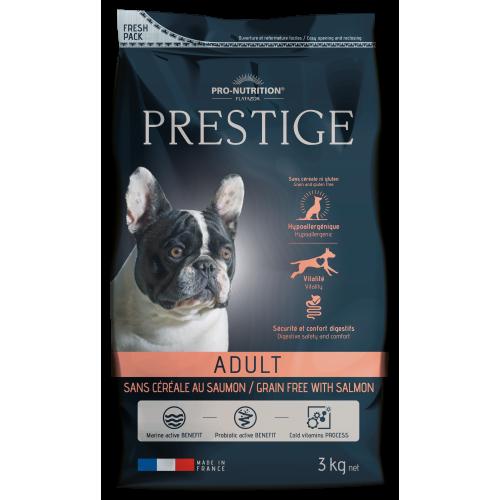 Prestige Adulte Sensible Sans Céréale/Saumon