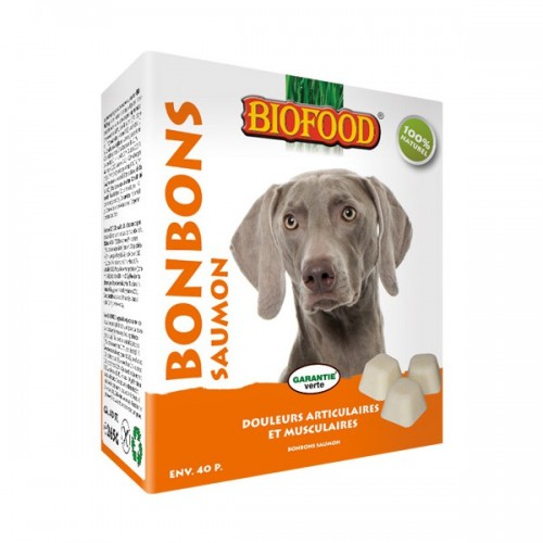 """Bonbons """"Puces et Tiques"""" Biofood"""