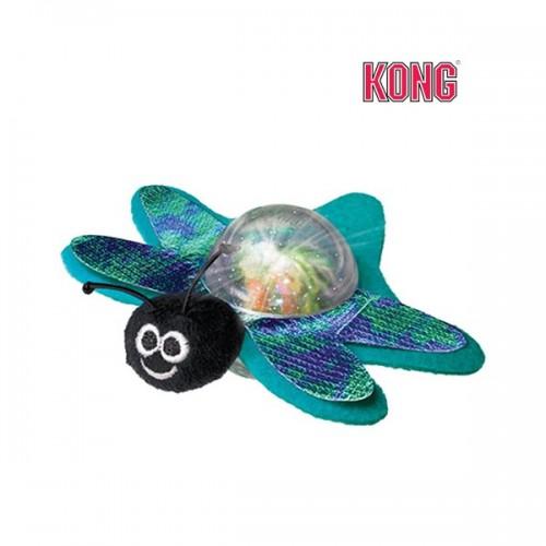 Jouet KONG Bat-a-Bout Flicker Firefly