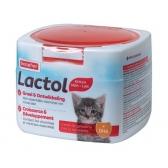 L'aliment complet pour les chatons non-sevrés. Aliment