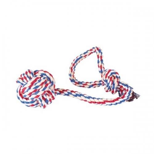 Balle de corde et corde couleur