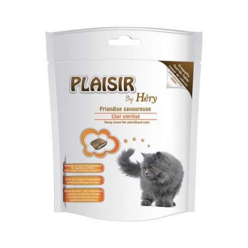 Friandises Plaisir chat stérilisé Héry