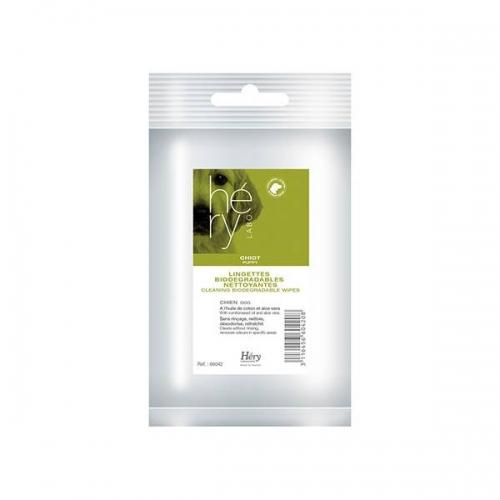 Lingettes nettoyantes biodégradable Héry
