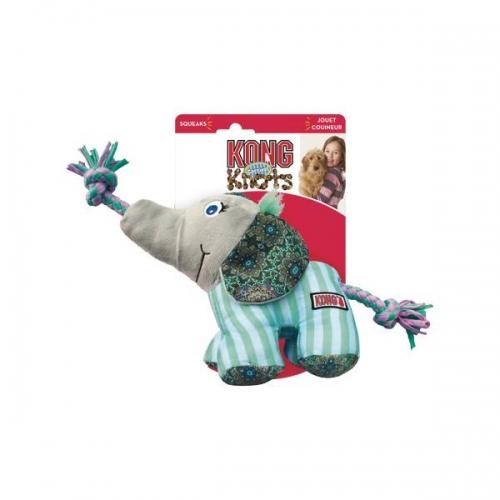 Jouet KONG® Knots Carnival Elephant