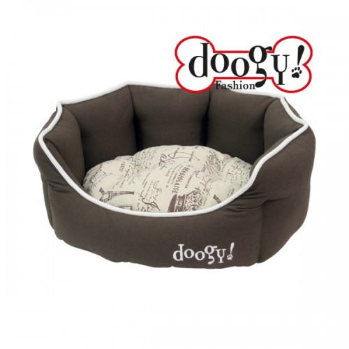 Corbeille Ouatinée Doogy Frenchie